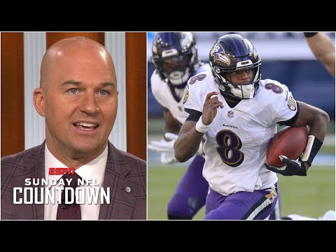 What makes the Ravens' run game so good? | NFL Countdown