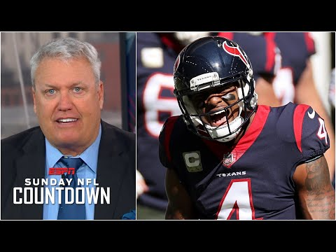 The Texans must fix their relationship with Deshaun Watson – Rex Ryan | NFL Countdown
