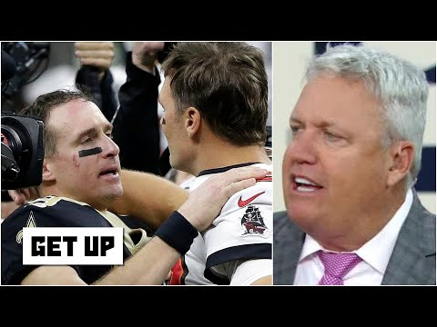 Rex Ryan reacts to Bucs vs. Saints: Tom Brady is all about winning, period! | Get Up