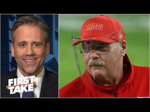 'Andy Reid doesn't coach scared!' – Max Kellerman gives props to the Chiefs head coach | First Take