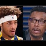 If Kelly Oubre Jr. consistently knocks down 3s the Warriors will be 'scary' – Paul Pierce | The Jump