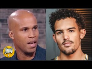 What is going on with Trae Young this season? | The Jump