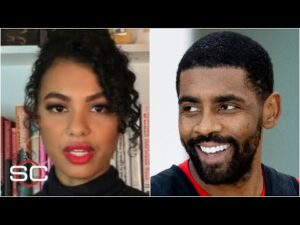 Kyrie Irving's teammates are moving forward to get him back on the court – Malika Andrews | SC