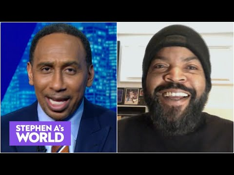 Ice Cube talks Kobe's Top 5 moments, the Lakers' title chances and his Raiders | Stephen A's World