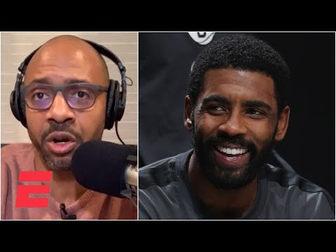 JWill's reminder on the great things Kyrie Irving has done off the court | KJZ