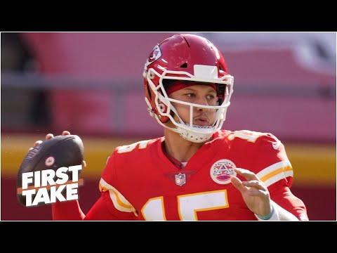 Will Patrick Mahomes be the best QB on championship weekend if he plays? | First Take