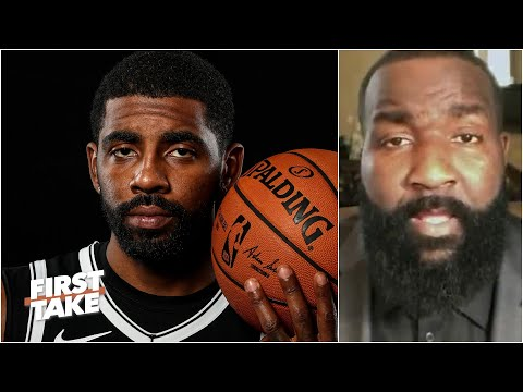 Kendrick Perkins: The Nets won't win a championship without Kyrie Irving | First Take