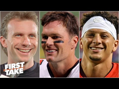Joe Montana, Tom Brady or Patrick Mahomes: Which QB would you take for one game? | First Take