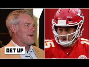 Reacting to Brett Favre saying 'it's the right move' if Patrick Mahomes sits vs. the Bills | Get Up