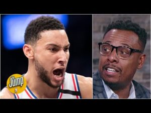 I don't feel like Ben Simmons has gotten any better – Paul Pierce | The Jump