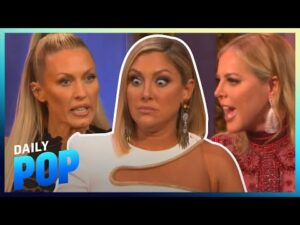 """RHOC's"" Braunwyn Accused of Offering Shannon's Daughter Drugs 