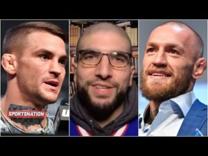 Ariel Helwani previews Conor McGregor's return vs. Dustin Poirier at UFC 257 | SportsNation