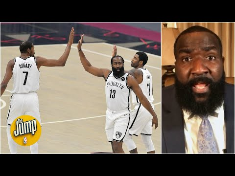 The Nets have zero excuses for their defense – Kendrick Perkins   The Jump