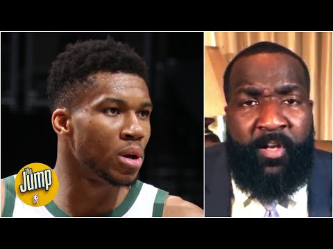 Giannis needs to show pride and go guard someone! – Kendrick Perkins | The Jump