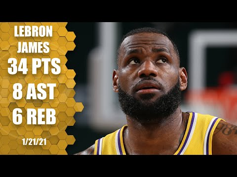 LeBron James outplays Giannis in Lakers' win vs. Bucks [HIGHLIGHTS] | NBA on ESPN