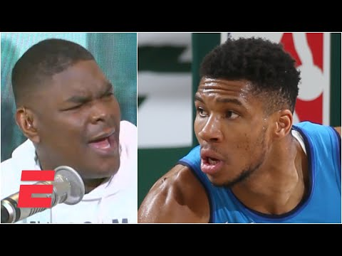 Keyshawn sends a frustrated message to Giannis: 'Take control! Be in charge!' | KJZ