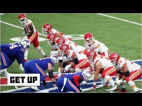 The Bills are preparing for Patrick Mahomes to play in the AFC Championship Game | Get Up