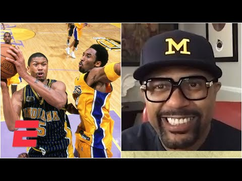 Jalen Rose on what it was like guarding Kobe Bryant, his legacy and more | ESPN