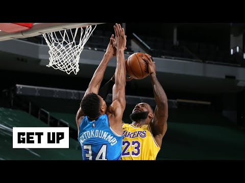 Lakers vs. Bucks highlights and analysis | Get Up