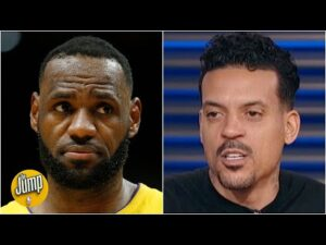 LeBron 'could care less' about his rivalry with Giannis – Matt Barnes | The Jump