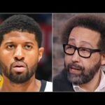 Will Paul George make the 50-40-90 club this season? | The Jump