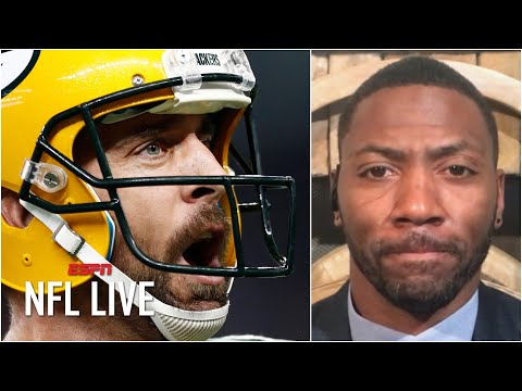 Ryan Clark picks the Packers to beat the Bucs 26.5-26 | NFL Live