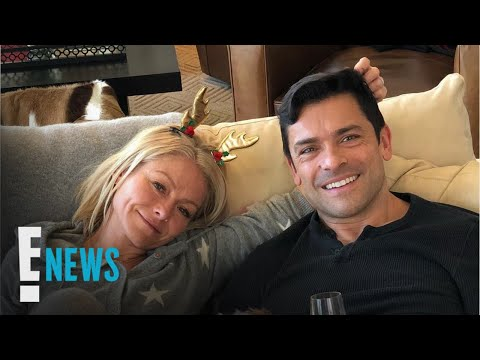 Mark Consuelos' NSFW Comment on Kelly Ripa's Instagram | E! News