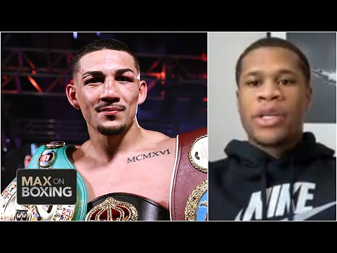 Devin Haney: Teofimo Lopez is not the undisputed lightweight champion | Max on Boxing