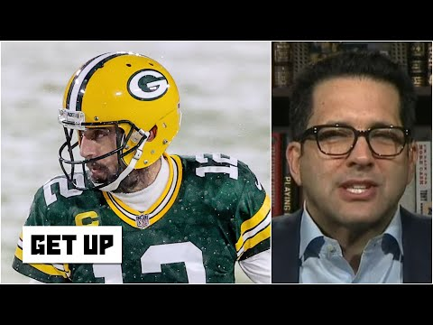 Adam Schefter shuts down talk of Aaron Rodgers' future with the Packers | Get Up