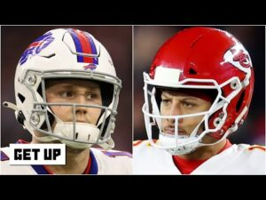 Discussing the keys to Josh Allen defeating the Chiefs in the AFC Championship | Get Up