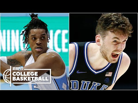 How can Duke and North Carolina improve this season? | Countdown to College Basketball Gameday
