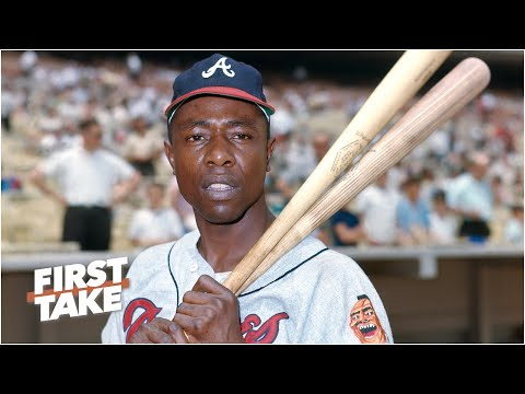 Reflecting on Hank Aaron's meaningful legacy | First Take