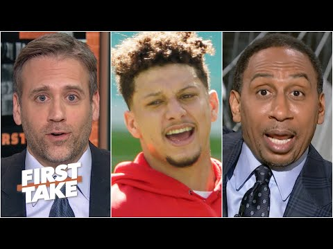 What's at stake for Patrick Mahomes in the AFC Championship Game [Part 2]   First Take
