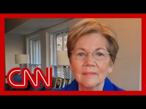 Sen. Elizabeth Warren: Pandemic has really set women back