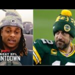 Davante Adams on how he and Aaron Rodgers communicate 'telepathically' | NFL Countdown