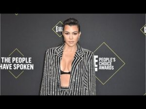 Kourtney Kardashian & Travis Barker Relax at Kris' Palm Springs Home
