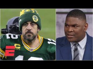Aaron Rodgers deserves to have some time off – Keyshawn Johnson | NFL Primetime