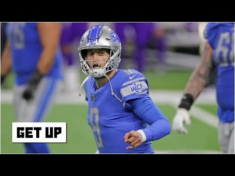 Matthew Stafford is finished with the Detroit Lions – Adam Schefter | Get Up