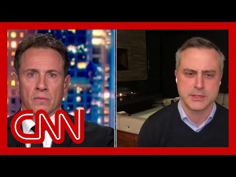 'We have no choice' – Dominion CEO to Chris Cuomo on why the company is filing defamation lawsuits