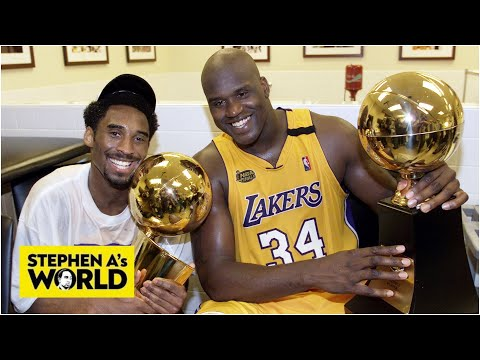 Shaq reflects on his special bond with Kobe Bryant | Stephen A's World