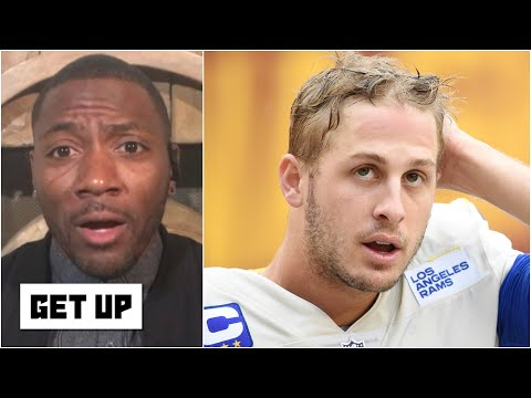 The Rams have 'had enough with Jared Goff' – Ryan Clark | Get Up