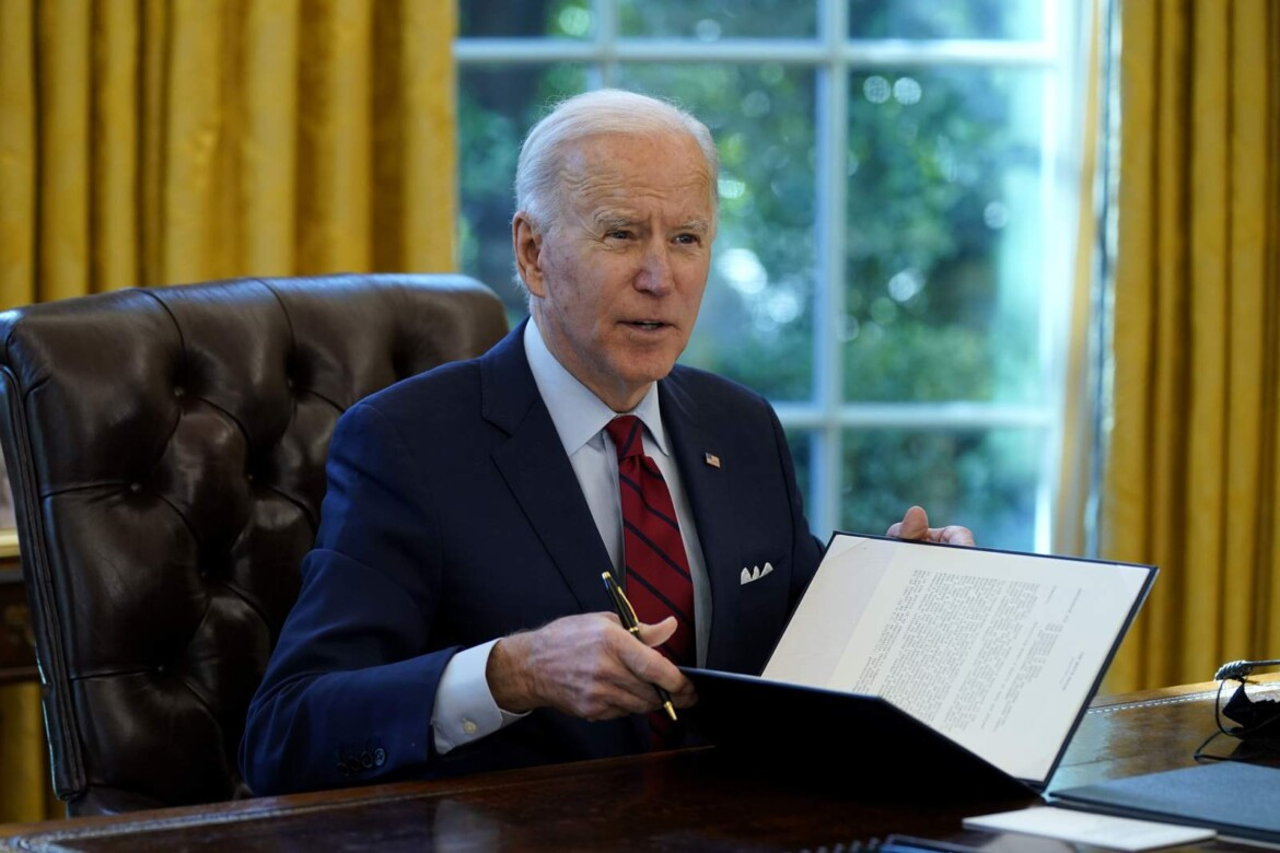 Biden opens sign-up window for uninsured in time of COVID-19
