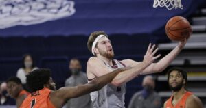 College basketball roundup: No. 1 Gonzaga routs Pacific for 19th straight win