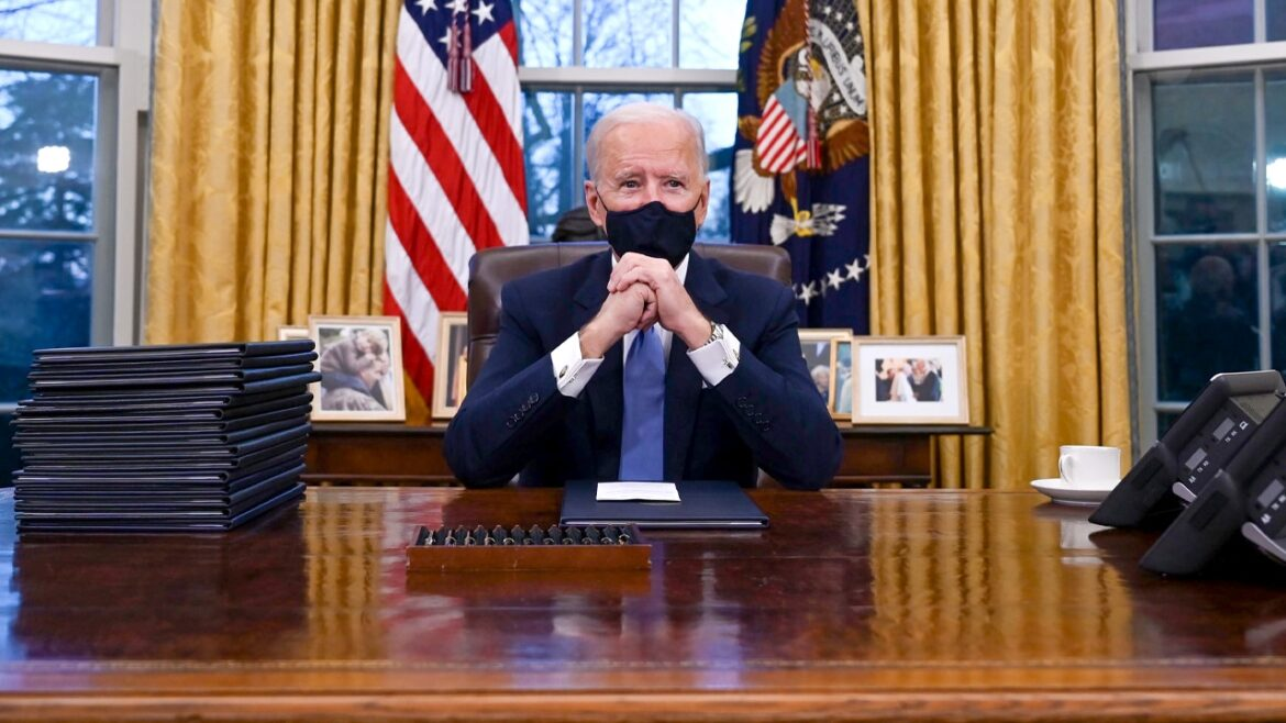 Biden has his first phone call with  UK Prime Minister as president