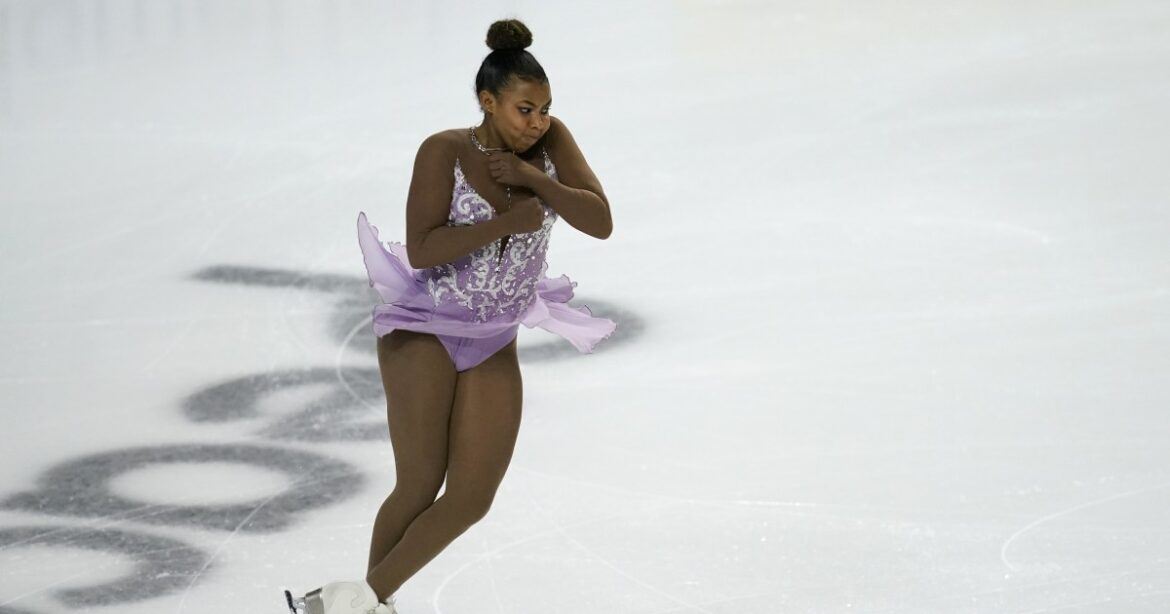 Figure skater Starr Andrews of L.A. is first recipient of $25,000 award