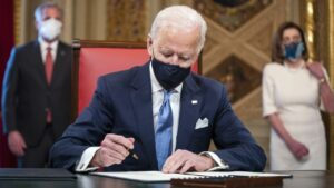 Biden to reengage with WHO after Trump cut ties over COVID and China