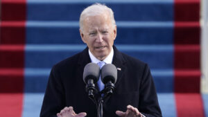 Biden unveils coronavirus national strategy, calls it a 'war-time undertaking'