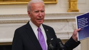 Biden White House announces new effort to focus on 'domestic violent extremism'