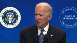 Biden says Dems won't have the votes to convict Trump at impeachment