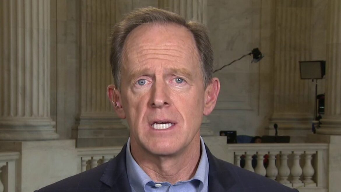 GOP Sen. Toomey: Trump 'committed impeachable offenses'